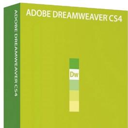 DreamWeaver CS 4