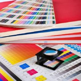 Fases y procesos en artes graficas. Impresion digital