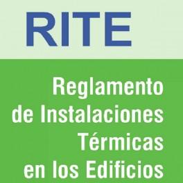 Reglamento de Instalaciones Térmicas en Edificios - RITE