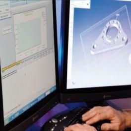Elaboración de programas de CNC para la fabricación de piezas por arranque de viruta
