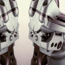 Montaje y puesta en marcha de sistemas robóticos y sistemas de visión, en bienes de equipo y maquinaria industrial