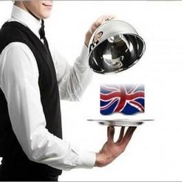 Curso Online Ingles para camareros