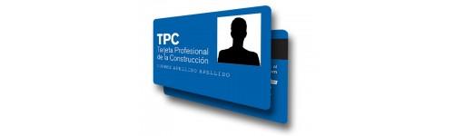 Tarjeta Profesional de la Construcción - TPC